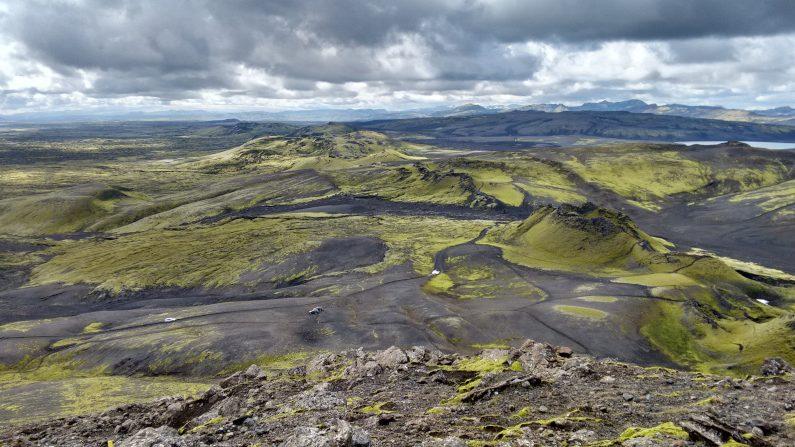 image-The Laki Fissure eruption, 1783-1784