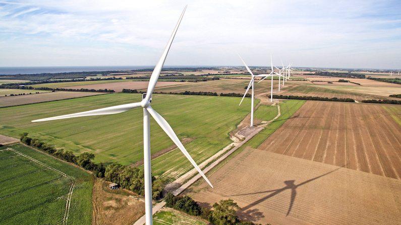 image-Du gisement éolien à la production d'électricité